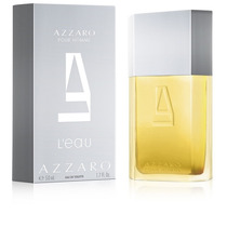 Azzaro L´eau Pour Homme 50ml-original-lacrado-frete Grátis