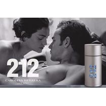 Perfume Carolina Herrera 212 Men 100 Ml Edt Mas. + Brinde