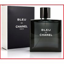 Perfume Masculino Bleu De Chanel 100ml Edt Lacrado