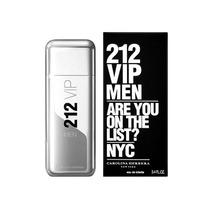 Perfume Carolina Herrera 212 Vip Men Edt 50ml Original
