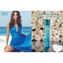 Perfume Avon Colônia Mulher E Poesia Doce Balanço 50ml