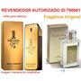 Perfume Hinode Traduções 19 Fragancia 1 Million 100ml Frete