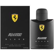 Kit 03 Perfumes Ferrari Black + Azzaro + Silver Scent 100ml