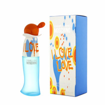 Moschino I Love Love Eau De Toilette 30ml Feminino Original