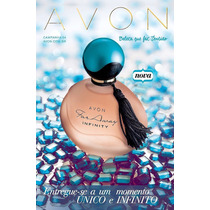 Colônia Far Away Infinity - Avon 50ml + Brinde