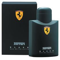 Perfume Ferrari Black 125ml Original - Lacrado + Brinde