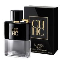 Perfume Masculino Carolina Herrera Ch Men Privé Edt 100ml