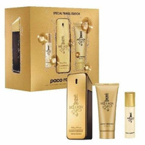 One Million Kit Perfume 100 Ml + Gel Banho + Miniatura 15ml