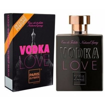 Perfume Paris Elysees Vodka Love Inspiração Midnight Fantasy
