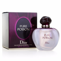 Dior Pure Poison Eau De Parfum ( Edp ) 100ml - Feminino