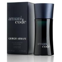 Giorgio Armani Code Masculino Decant Amostra 2,5ml Original