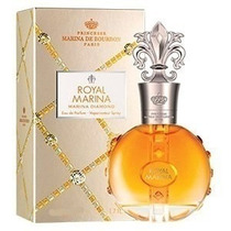 Perfume Marina De Bourbon Royal Diamond 100ml Edp Feminino.