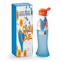 Perfume Importado Moschino I Love Love Feminino Edt 100ml