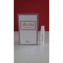 Amostras Spray Miss Dior Eau De Toilette 1 Ml Frete Gratis