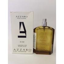 Perfume Azzaro Pour Homme 100ml Masculino Tester Original.