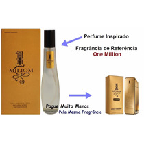 Perfume Fragrância One Million Inspirado Contratipo 55ml