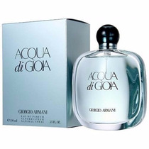 Perfume Feminino Armani Acqua Di Gioia Edp 100ml ** Original