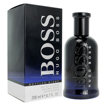 Perfume Masculino Hugo Boss Bottled Night 200ml Edt