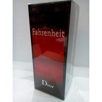 Perfume Fahrenheit 200 Ml Christian Dior Masculino Original