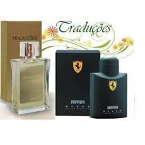 Perfumes Hinode + Abercrombie+ Polo+sexy Men+ferrer E Outros