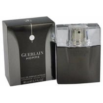Perfume Guerlain Homme Intense 80ml Edp - Lacrado!