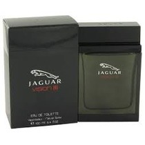 Perfume Jaguar Vision Iii For Men 100ml Edt - Original