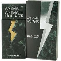 Perfume Animale Animale Masculino Edt 100ml 100% Original.