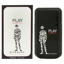 Play In The City For Him Givenchy Masculino 100ml