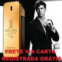 1 One Million Decant Amostra 5ml Original Frete Grátis*