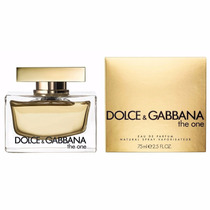 Perfume Feminino Dolce & Gabbana The One 50ml Original