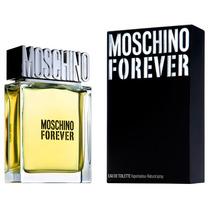 Perfume Moschino Forever Eau De Toilette Masculino 100ml