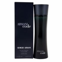 Perfume Armani Code Masculino 125ml - Original E Lacrado