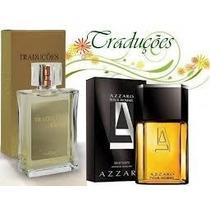 Perfumes Importados Promoção 100 Ml Azzaro Fragância Hinode