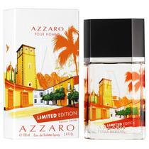 Perfume Azzaro Pour Homme Travel Eau De Toilette 100 Ml