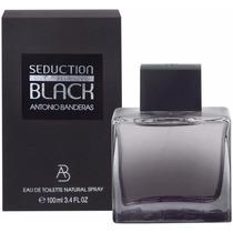 Perfume Antonio Banderas Seduction In Black 100ml Edt