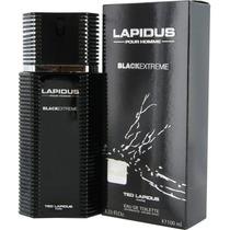 Ted Lapidus Pour Homme Black Extreme Edt Masculino - 100ml