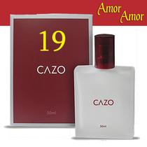 Amor Amor 19 - Cazo By Lado Z - Linha Cazo Feminina [50ml]