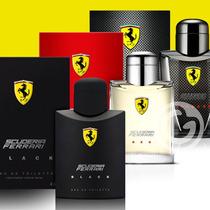 Kit Com Ferrari Black + Ferrari Extreme + Ferrari Red