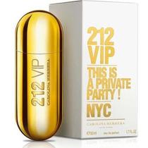 Perfume 212 Vip Edp Feminino 50ml Importado Original