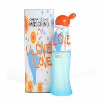 Perfume Moschino I Love Love 100ml Edt - Original !!!