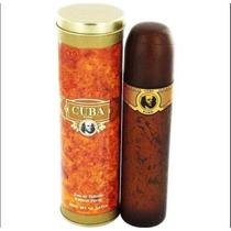 Perfume Cuba Gold Masculino 100 Ml Eau De Toilette
