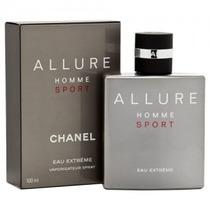 Chanel Allure Sport Eua Extreme Edt Masculino - 100 Ml