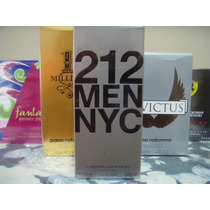 Perfume 212 Men Nyc 100ml - Edt - Masculino