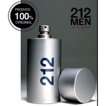 Perfume 212 Men Nyc 100ml Carolina Herrera Original Promoção