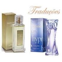 Perfume Hinode Traduções Gold 21 - Hypnose