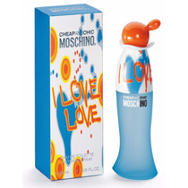 Moschino I Love Love Eau De Toilette 50ml Feminino Original