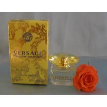 Miniatura Perfume Frete Gratis Mini Yellow Diamond Versace