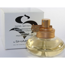 Perfume S By Shakira 80ml Original Tester Importado Usa