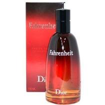 Fahrenheit Dior Masculino Eau De Toilette - 100ml