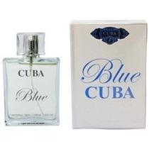 Perfume Cuba Blue Masculino 100 Ml Ck One 100% Original